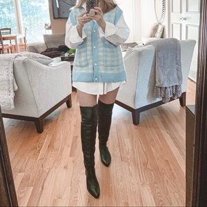 Seychelles Leather Super Soft Over-The-Knee Boots